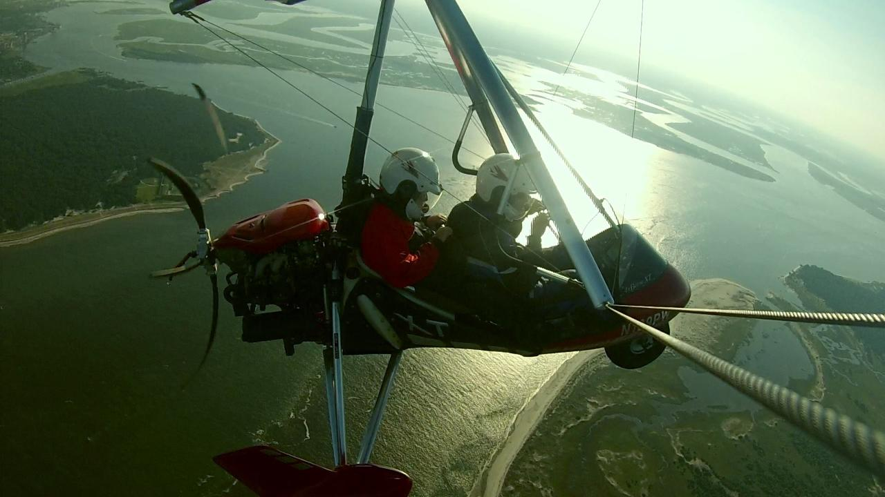 3. Deluxe Discovery Flight Lesson