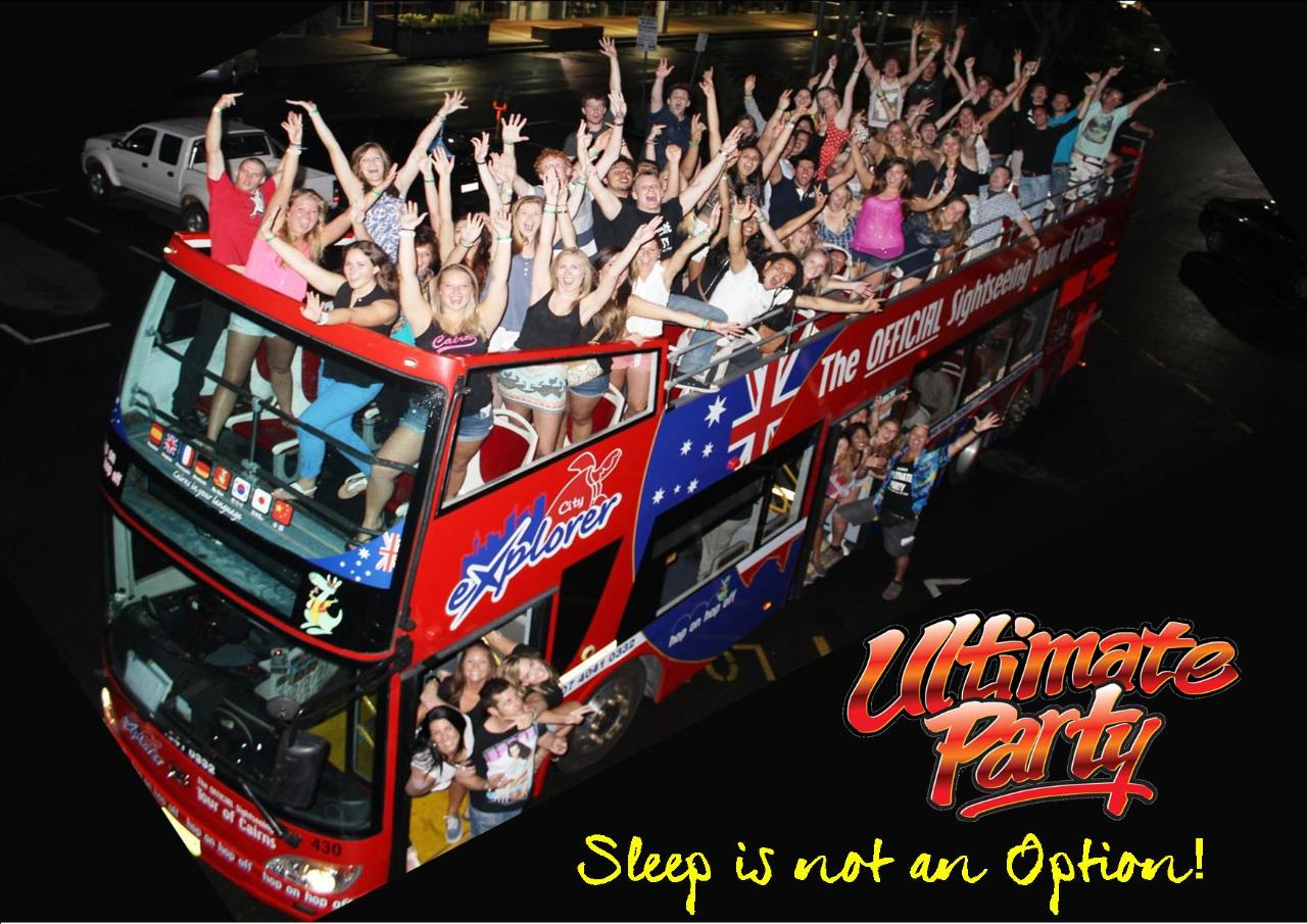 Ultimate Party Wednesday Pub Crawl