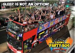 Ultimate Party Bus Wednesday Night.