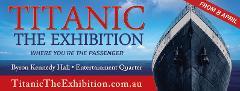 August 2017 - Titanic: The Exhibition