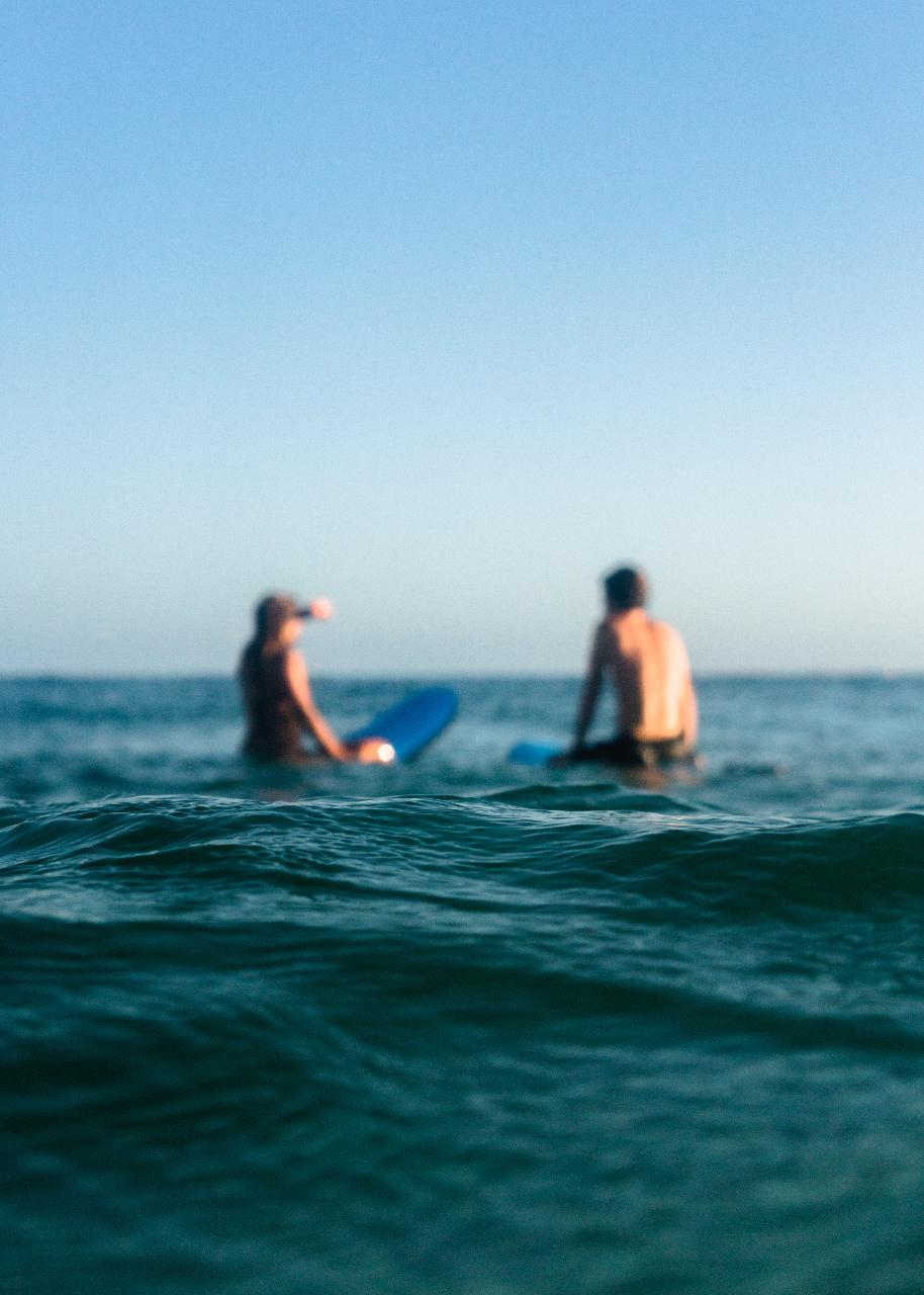 Couples Surf Session