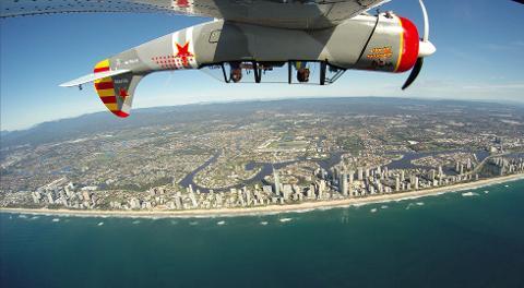 Ultra Aerobatic Flight