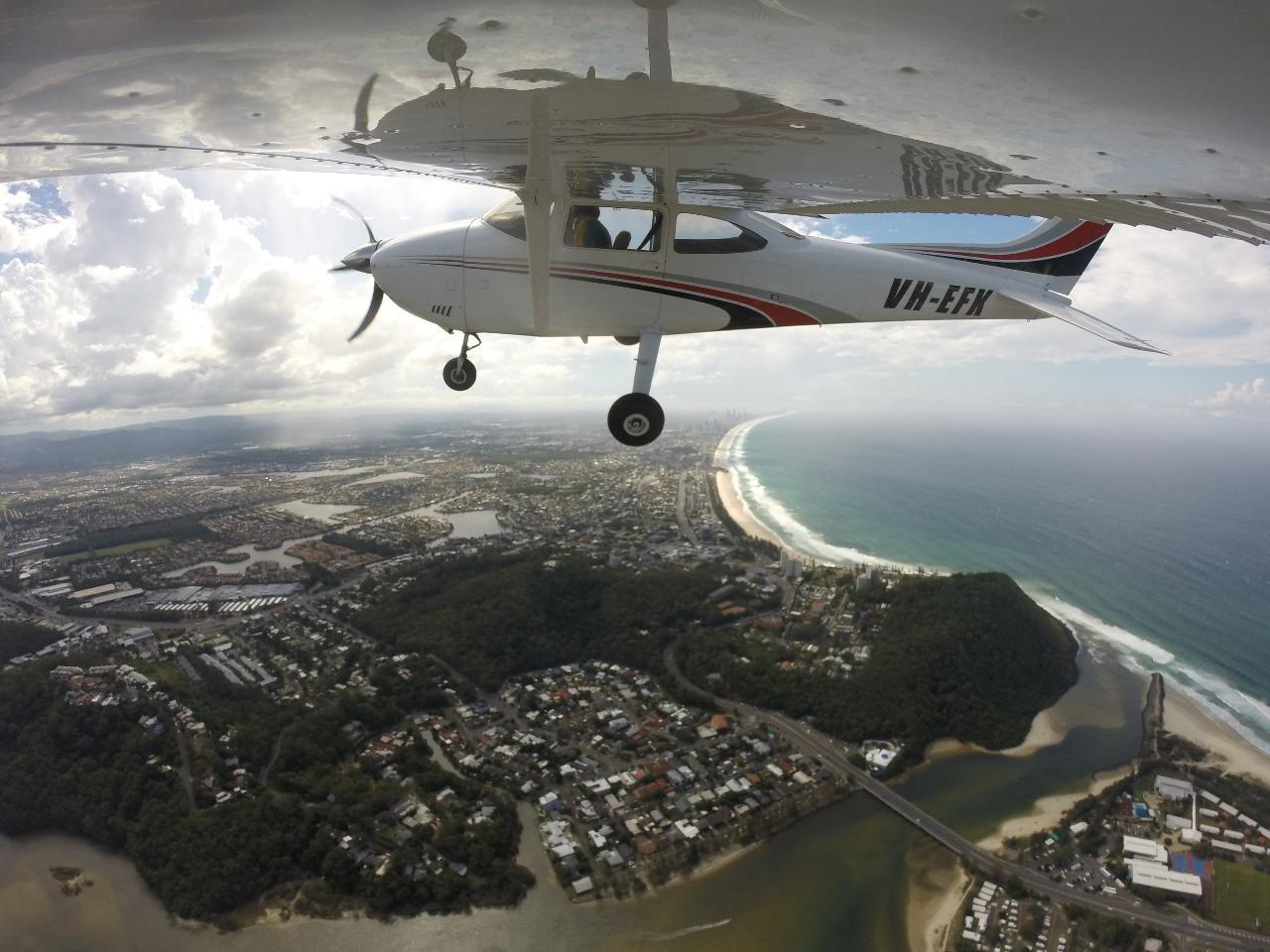 Gold Coast City Scenic Flight