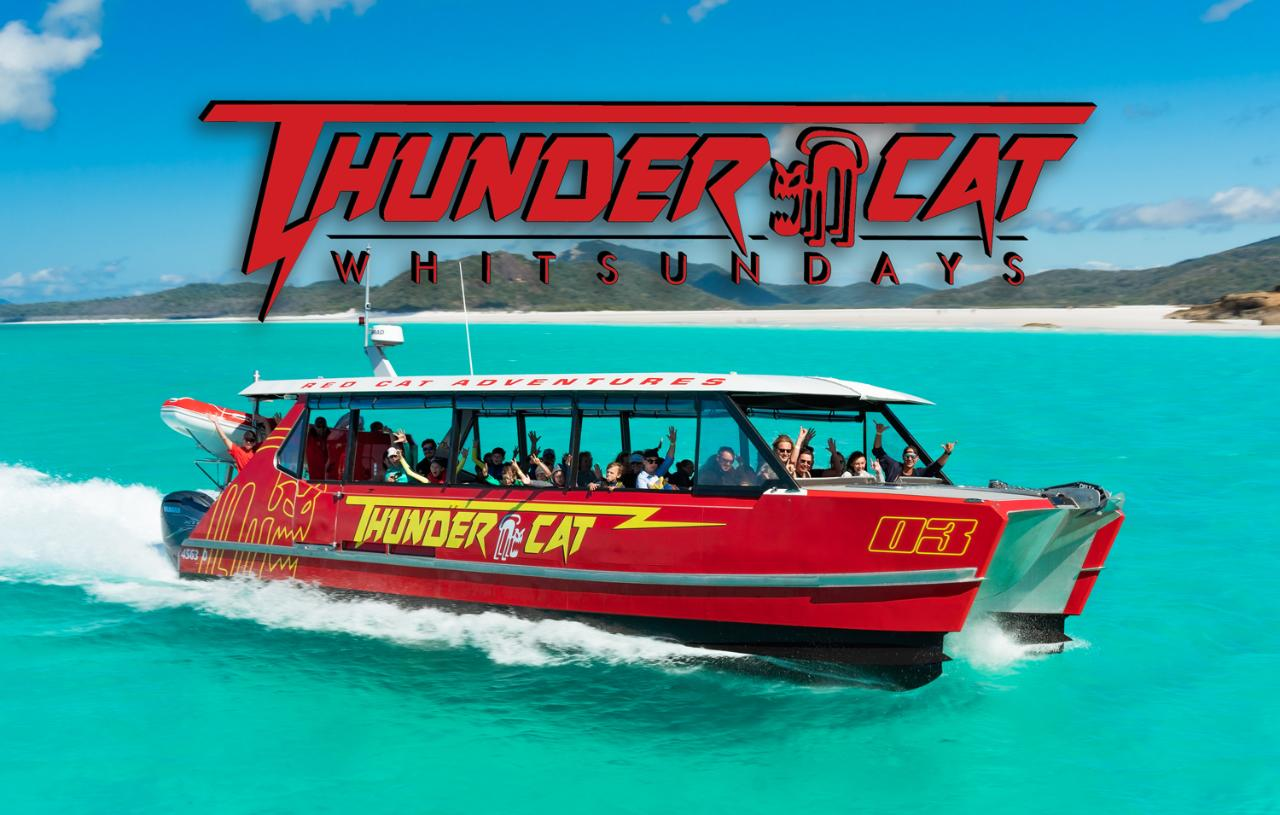 THUNDERCAT Private Charter 70 Guests