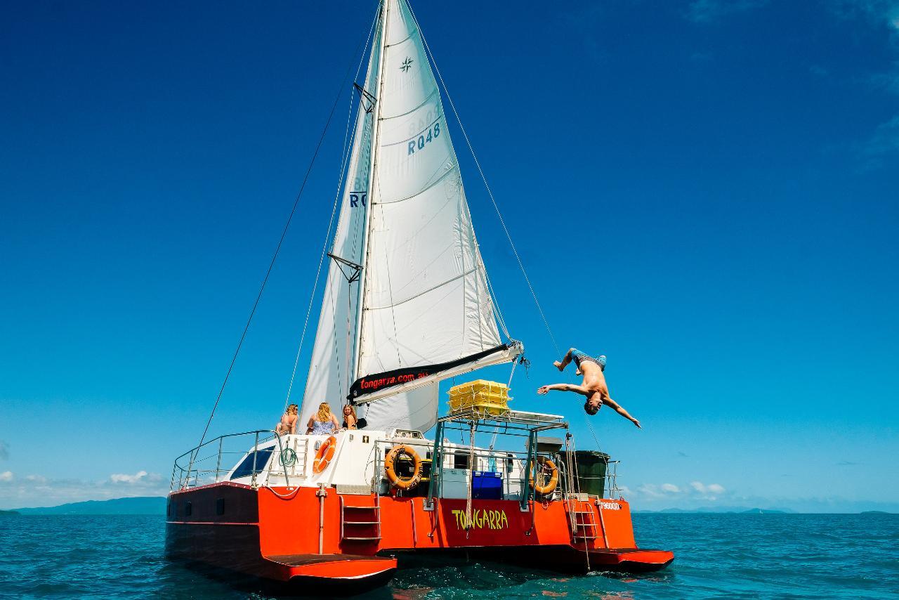 Tongarra Sailing Adventures