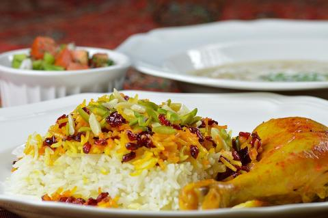 Barberry Rice & Chicken