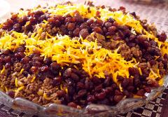 Gourmet Lentil Rice Jeweled With Dates And Raisins