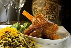Persian Lamb Shank