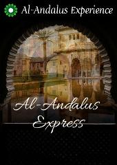 5Days AL-ANDALUS EXPRESS with 1N in Málaga- Daytime Travel Route SERVICE PACK