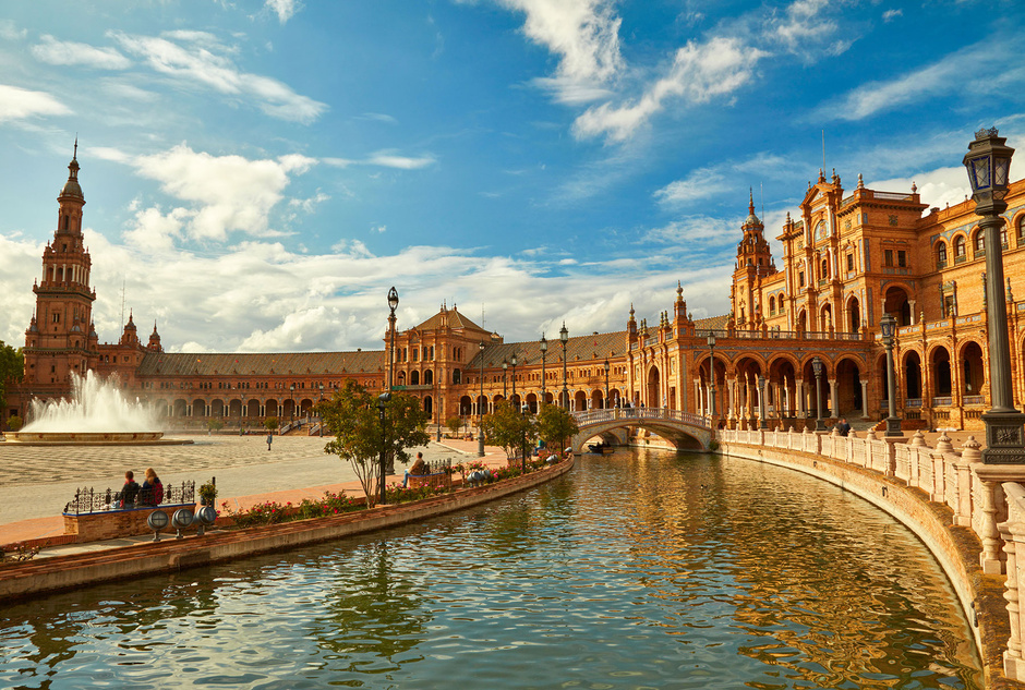 Sevilla Introduction Walking Tour - GUIDED TOUR