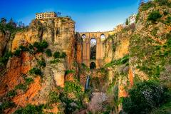 Excursion to Ronda with rental car and travel assistant