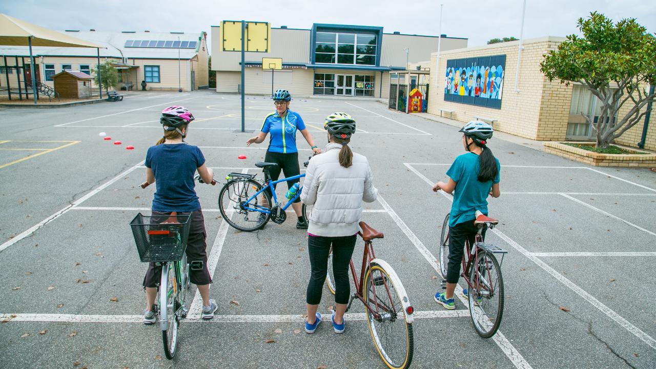 Family Cycling Program 2x 2hr