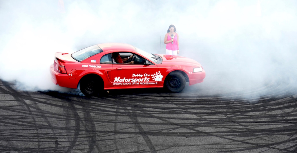 2- Hour Stunt Driving Experience at Atlanta Motorsports Park