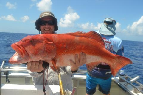 6 day Combo Trip - 4 days Reef and Shelf and 2 days Barra