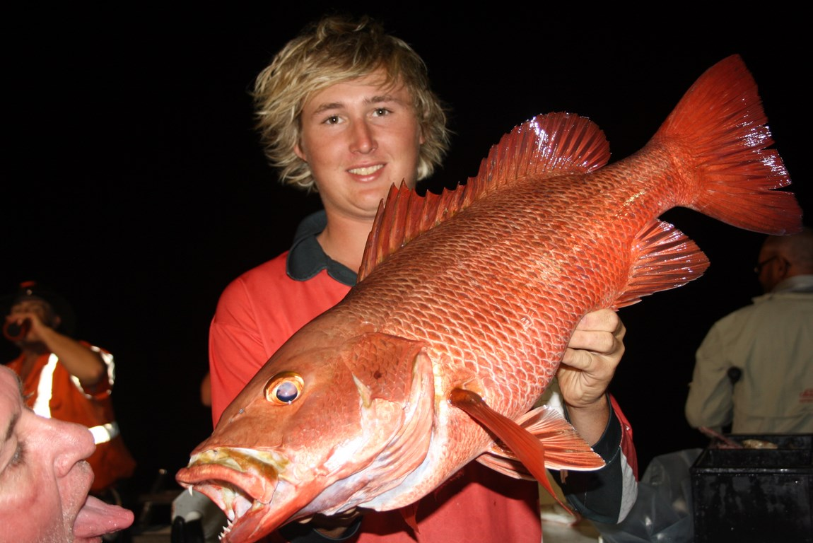 Cairns Night Fish(12 Hour)