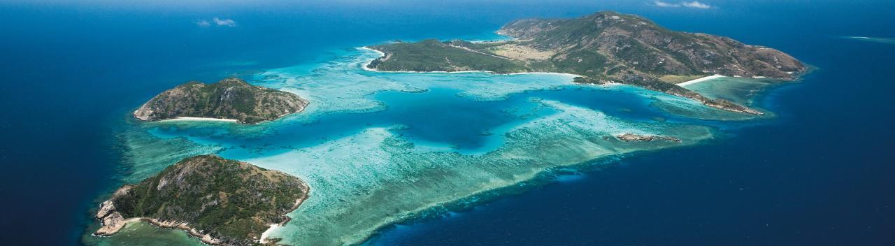 7 day trip Ribbons and Lizard Island Ex Port Douglas