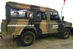 Personnel Carrier 5 Seater