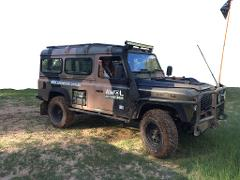 Personnel Carrier 8 Seater