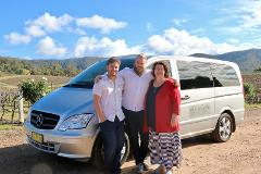 Transfer - Return Trip (1 Van - up to 7 Guests)