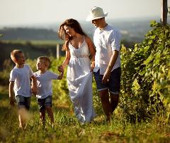 Family Full Day Tour includes Delicious Lunch - from $985 for 2 Adults & 2 Children additional Guests $165 each (Up to 14 Guests)