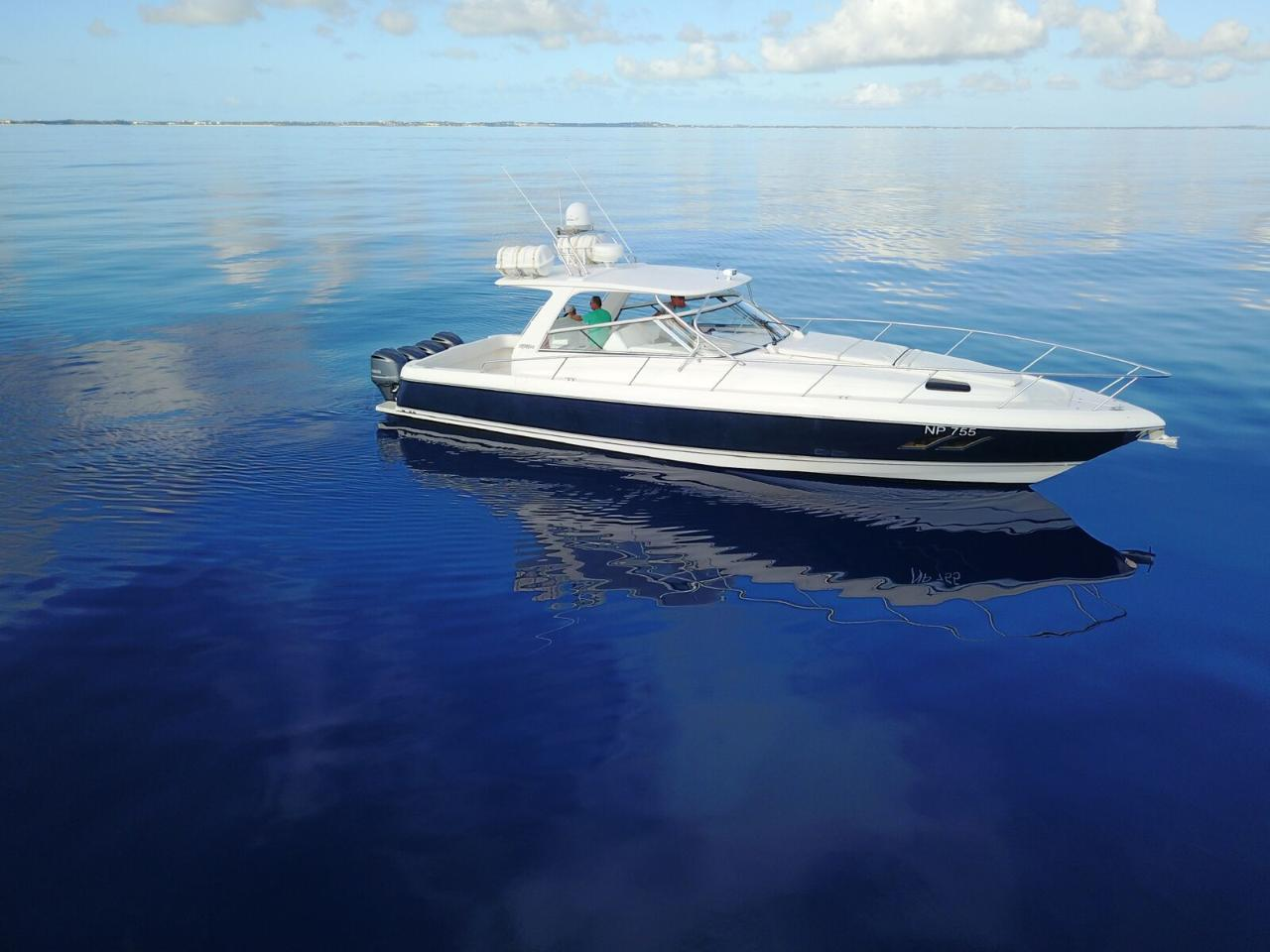 Serenity Half Day Private Charter