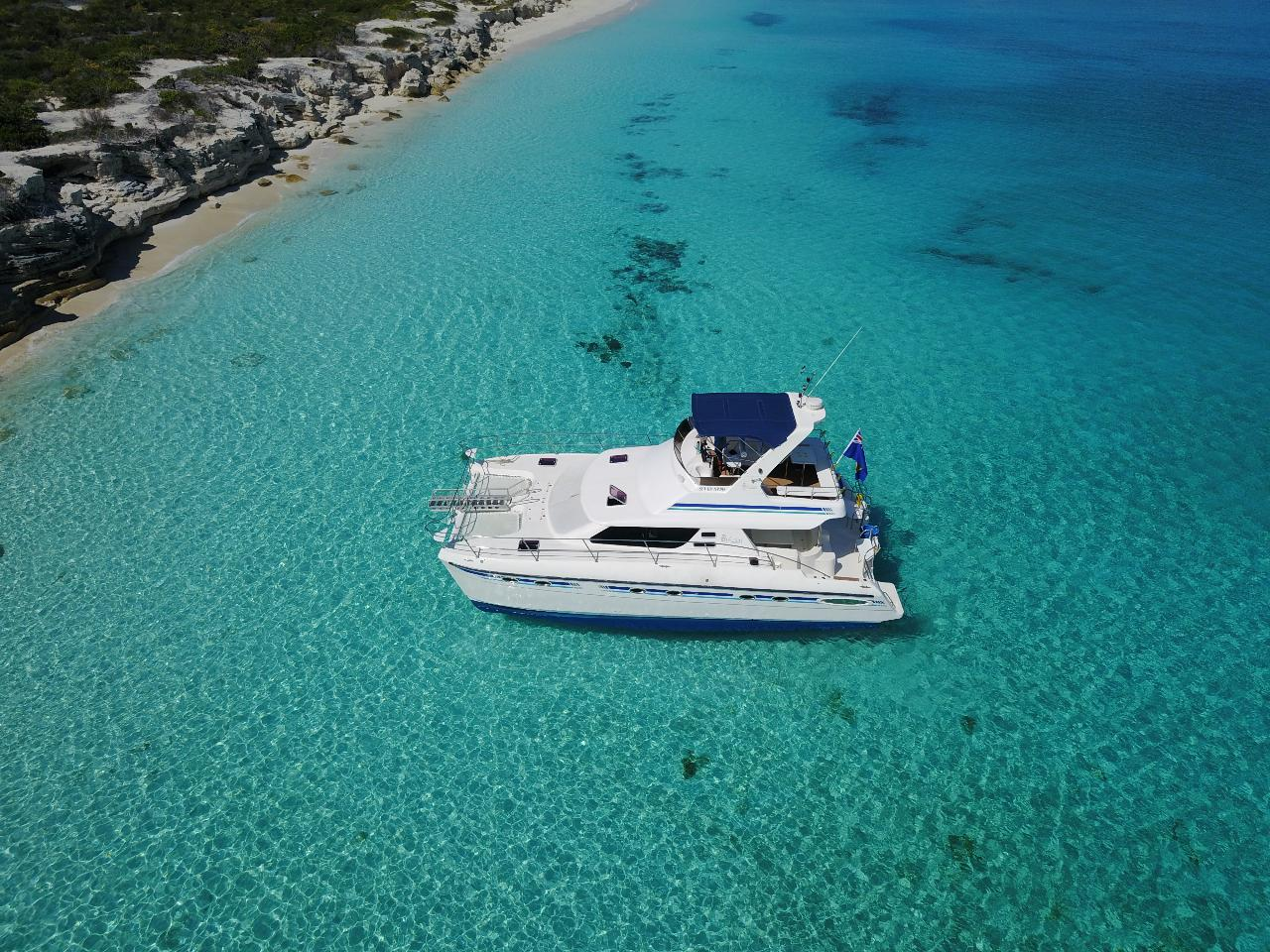 White Sands Private Sunset Charter