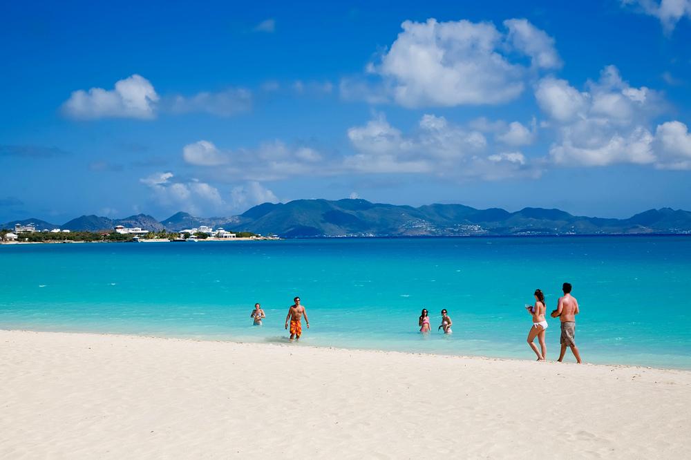 2 Island Trip - SXM & Anguilla