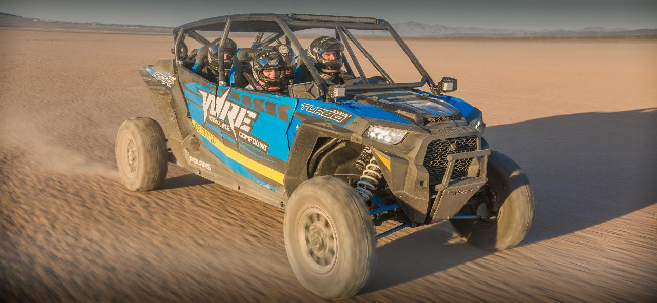 MINT 400 PREVIEW PACKAGE (Call To Book)