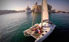 Catamaran Exclusive Private Sailing 4 hours
