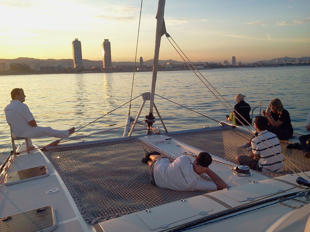 Catamaran Exclusive Sailing 2 hours