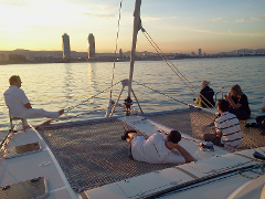 Catamaran Exclusive Private Sailing 2hours