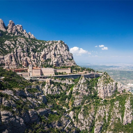 Montserrat Tour & Sailing Experience From Port Vell