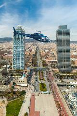 Fly&Sail – Helicopter Costa Tour & Sailing Experience Barcelona Exclusive