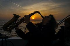 Sunset Live Sax & Sailing Experience BCN From Ṕort Vell - 2h - NEW 2019
