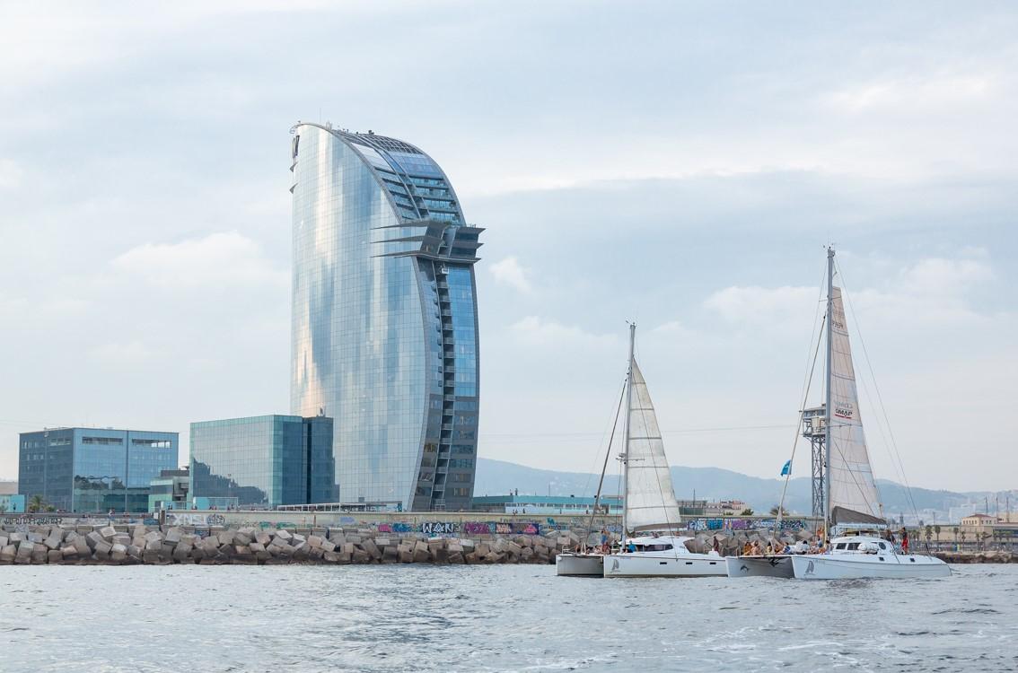 Catamaran Exclusive Sailing 3 hours