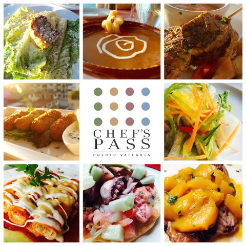 Chef's Pass - Puerto Vallarta: The Best of El Centro Progressive Dinner Tour