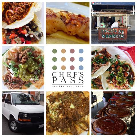 Chef's Pass - City Sightseeing and Taco Tour