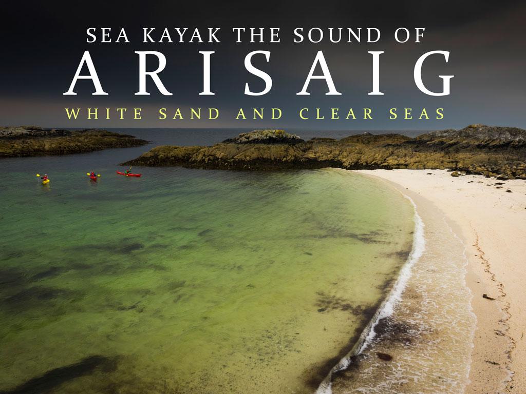 Sea Kayak the Sound of Arisaig