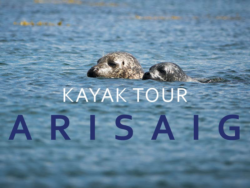 Arisaig Kayak Tour