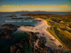 Sea kayak & explore - Intro trip