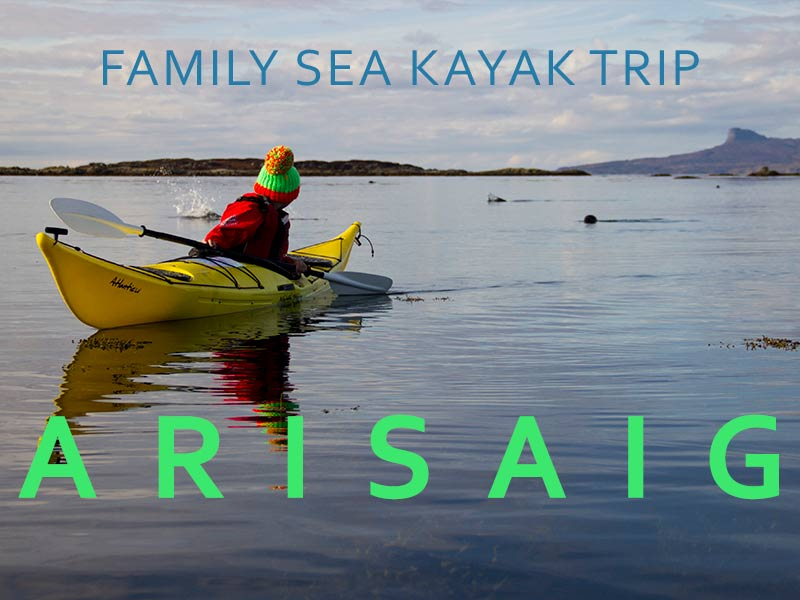 Family Sea Kayak Day Trip