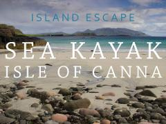 Island escape - Sea kayak Isle of Canna