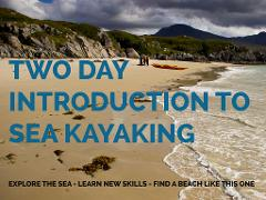 Two Day Introduction to sea kayaking