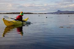 Family Sea Kayak Trip