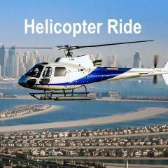 Dubai Helicopter Ride