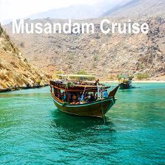 Musandam & Dibba Cruise + Lunch