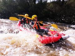 Sports rafting, Yarra river