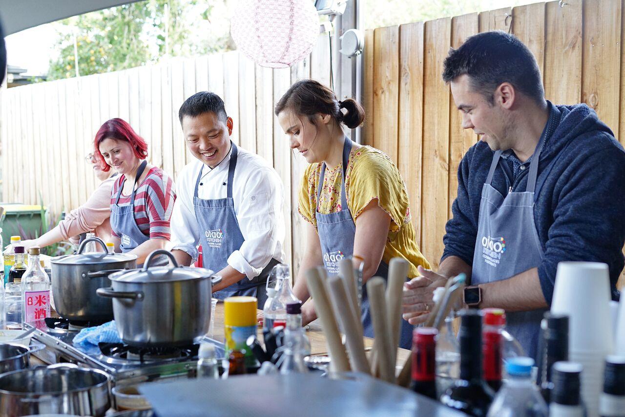 Vegan Cooking Master Class