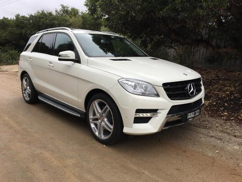 Private Leisure transport- Mercedes ML 250, up to 4 guests