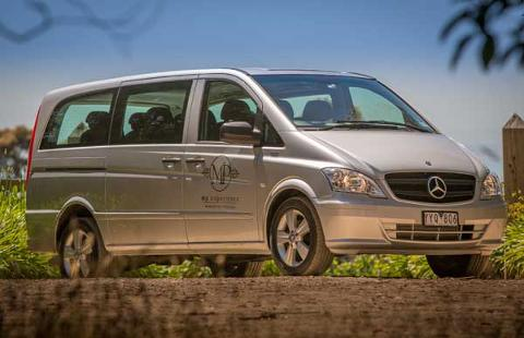 Private Leisure transport- Mercedes Vito, up to 8 guests